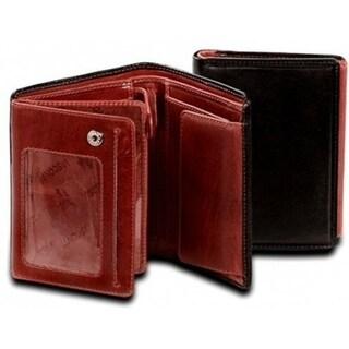 Visconti Waldorf TORINO TR-34 Classic Tri Fold Wallet /Coin ID Holder 31052544