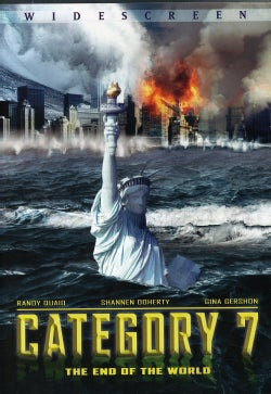 Category 7: The End Of The World (DVD)