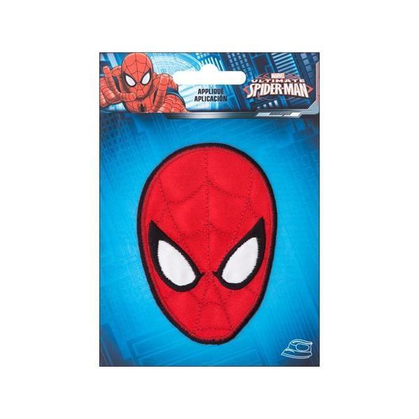 Simplicity Applique Iron On Sm Spiderman Head 31062253