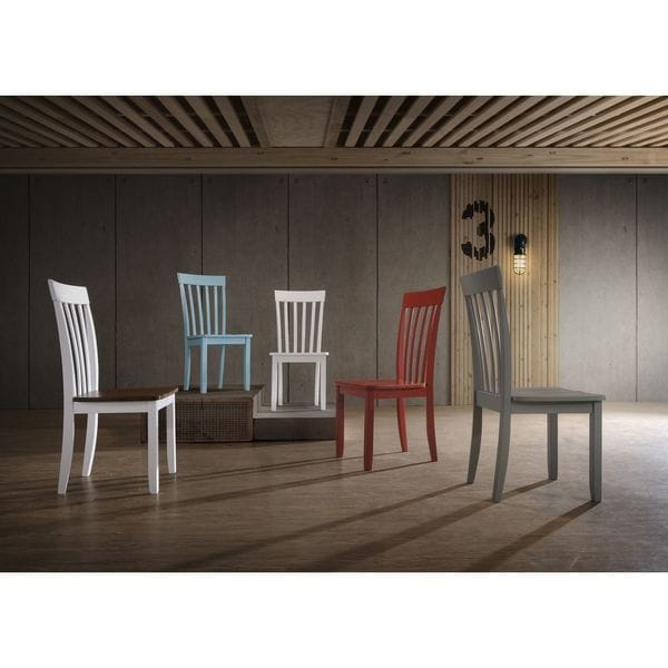 Slat-back Dining Chairs