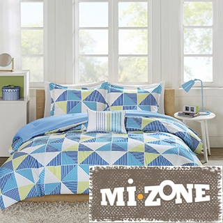 Mi Zone Jackie Blue Comforter Set