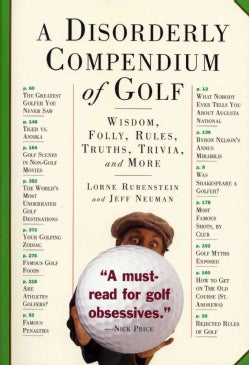 A Disorderly Compendium of Golf (Paperback)