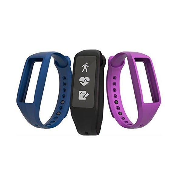 Striiv Fusion Bio2 Plus Activity Tracker, Black