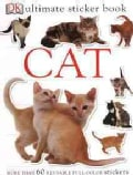 The Ultimate Cat Sticker Book (Paperback)