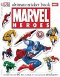 Marvel Heroes Ultimate Sticker Book (Paperback)
