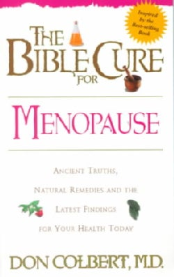 The Bible Cure for Menopause (Paperback)