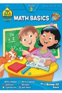 Math Basics 3 (Paperback)