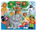 Let's Go to the Zoo (Board book)