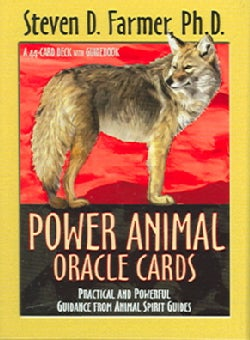 Power Animal Oracle Cards: Practical And Powerful Guidance from Animal Spirit Guides (Cards)