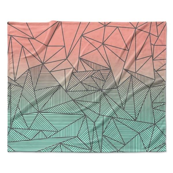 "KESS InHouse Fimbis ""Bodhi Rays"" Fleece Blanket 31193158"