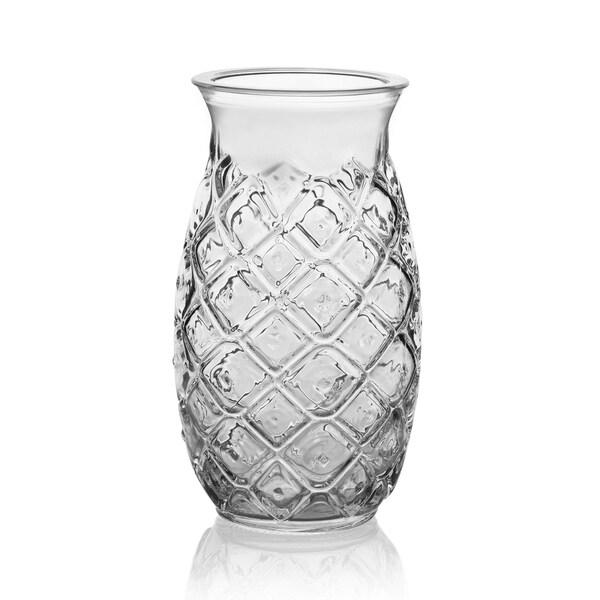 Libbey Pineapple 4-piece Tiki Glass Set 31195257