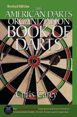 The American Darts Organization Book of Darts (Paperback)