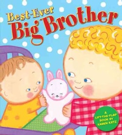Best-ever Big Brother (Board book)
