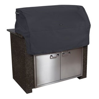Classic Accessories Ravenna Water-Resistant 37 Inch Built-In BBQ Grill Top Cover