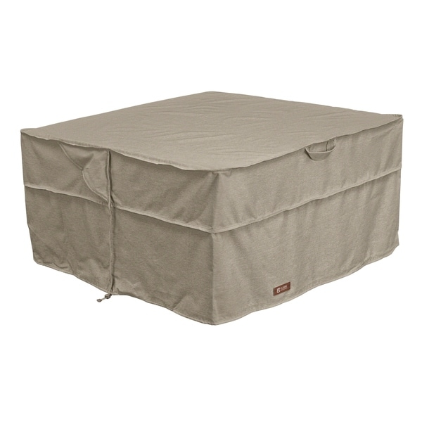 Classic Accessories Montlake FadeSafe Full Coverage Square Fire Pit/Table Cover, 42 31249022