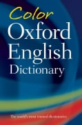 Color Oxford English Dictionary (Paperback)