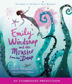 Emily Windsnap and the Monsters of the Deep (CD-Audio)