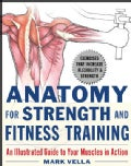 Anatomy for Strength And Fitness Training (Paperback)