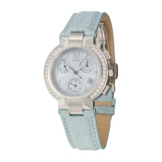 Concord La Scala Women's Large Chronograph Watch