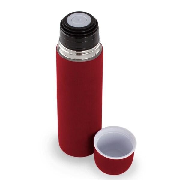 Colorful Coffee Travel Mug 16 Oz Insulated Travel Mug (Red) 31306718