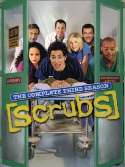 Scrubs: Season 3 (DVD)