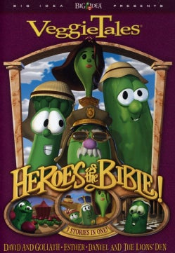 Veggie Tales: Heroes of the Bible (DVD)