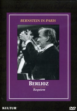 Bernstein in Paris: Berlioz Requiem (DVD)