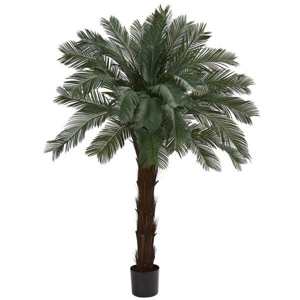 6' Cycas Artificial Tree UV Resistant (Indoor/Outdoor) 31348998
