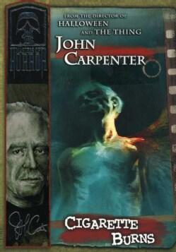 Masters of Horror: John Carpenter - Cigarette Burns (DVD)