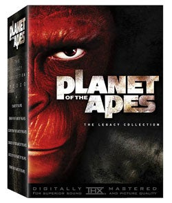 Planet of the Apes - Legacy Box Set (DVD)