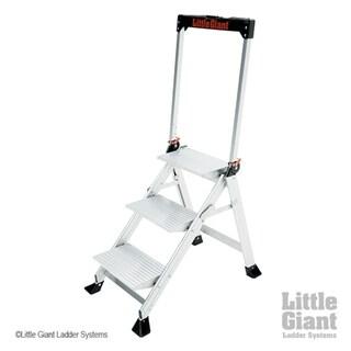 Little Giant Jumbo 3-Step Ladder