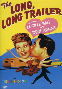 The Long, Long Trailer (DVD)