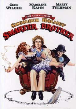Adventure Of Sherlock Holmes: Smarter Brother (DVD)