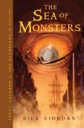 The Sea of Monsters (Hardcover)