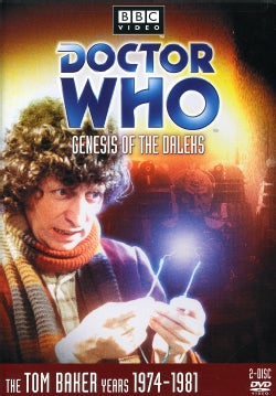 Doctor Who: Ep. 78- Genesis of the Daleks (DVD)