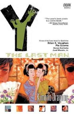 Y, The Last Man 8: Kimono Dragons (Paperback)