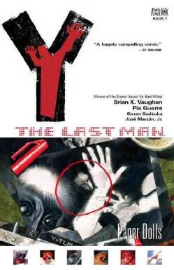 Y: The Last Man 7: Paper Dolls (Paperback)