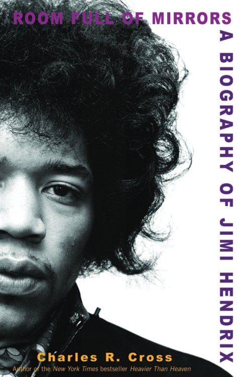 Room Full of Mirrors: A Biography of Jimi Hendrix (Paperback)