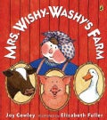 Mrs. Wishy-washy's Farm (Paperback)