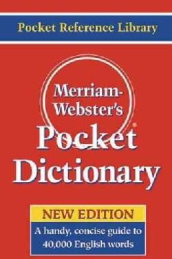 Merriam-webster's Pocket Dictionary (Paperback)