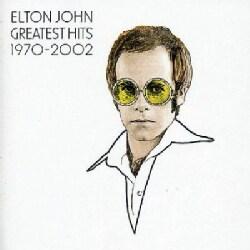 Elton John - Greatest Hits 1970 - 2002