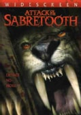 Attack of the Sabretooth (DVD)