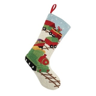 Christmas Express Hook Stocking