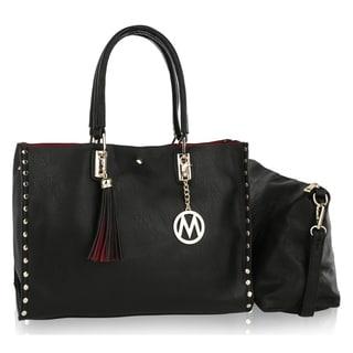 MKF Collection by Mia K Isa Satchel Handbag