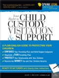 Your Right to Child Custody, Visitation And Support (Paperback)