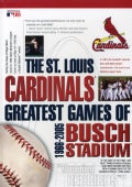 The St. Louis Cardinals Greatest Games of Busch Stadium 1966-2005 (DVD)