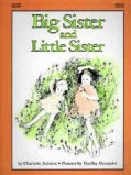 Big Sister and Little Sister (Paperback)