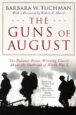 The Guns of August (Paperback)