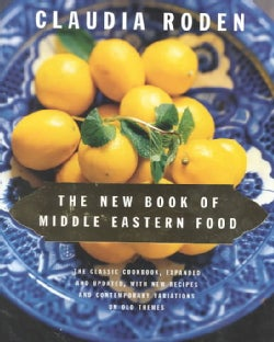 The New Book of Middle Eastern Food (Hardcover)