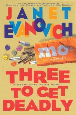 Three to Get Deadly (Hardcover)